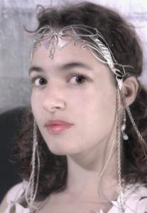 Le diadème Mariage elfique