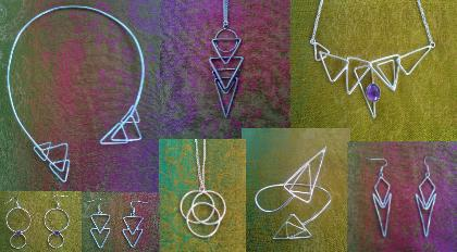 collection 2018:Triangles et Bulles