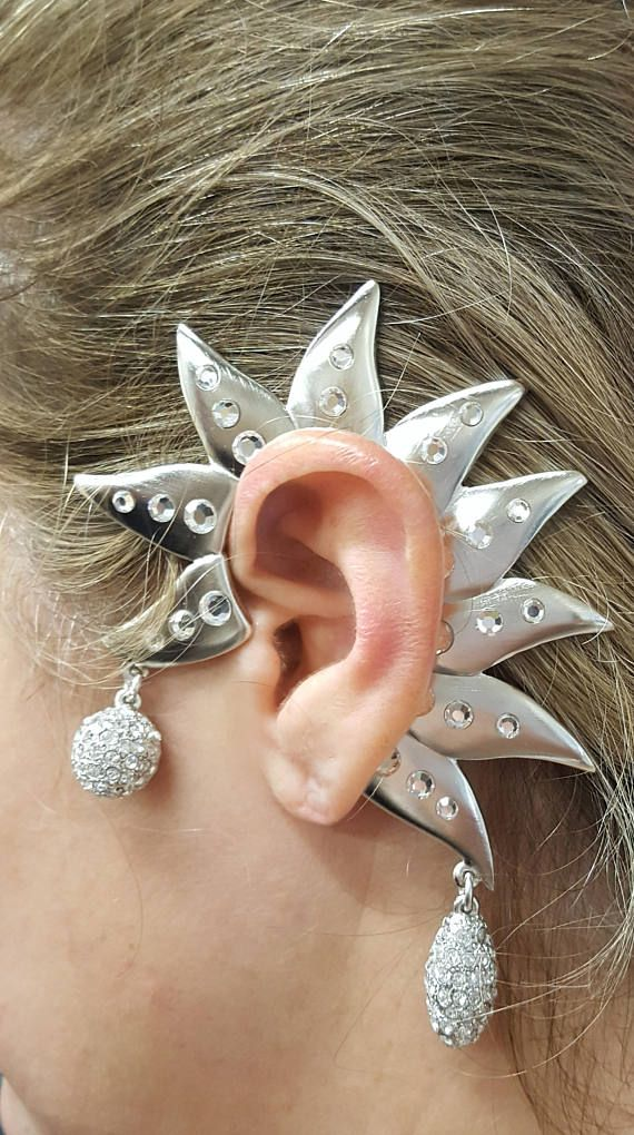 Reproduction du tour d'oreille en étoile d'Edie Sedgwick